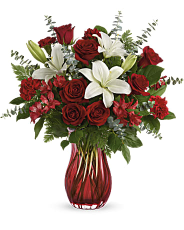 Teleflora Love Conquers All Bouquet
