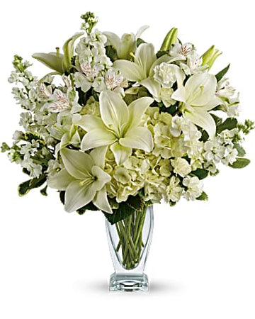 FTD Teleflora Purest Love Bouquet