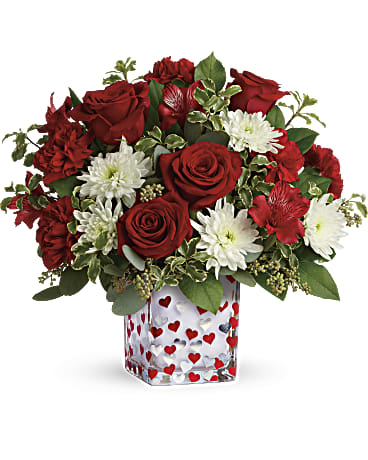 Teleflora's Happy Harmony Bouquet
