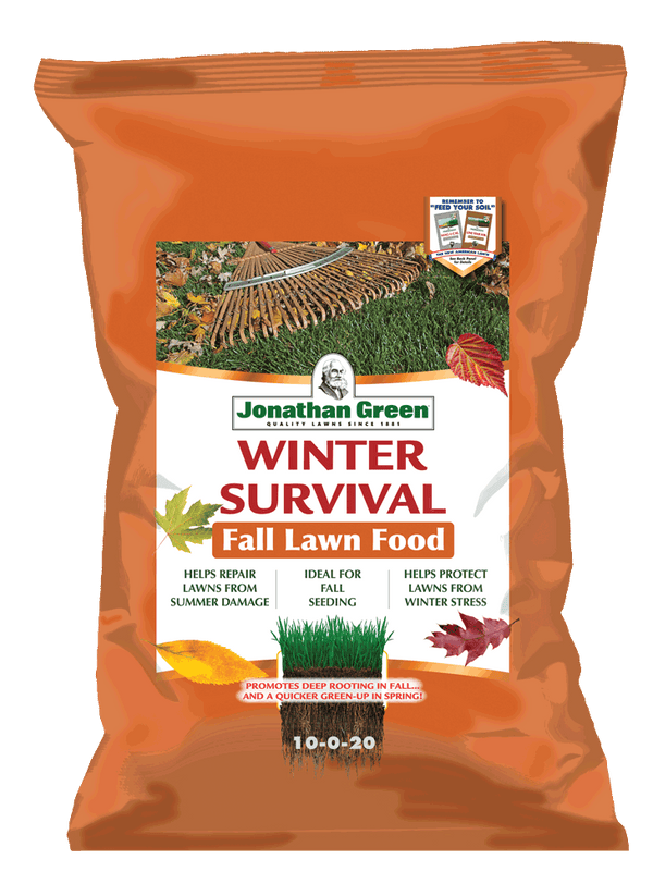 Winter Survival 10-0-20 Lawn Fertilizer