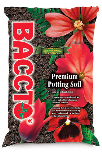 Baccto Premium Potting Soil