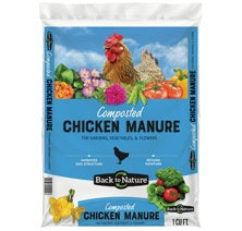 Back to Nature Chicken Manure