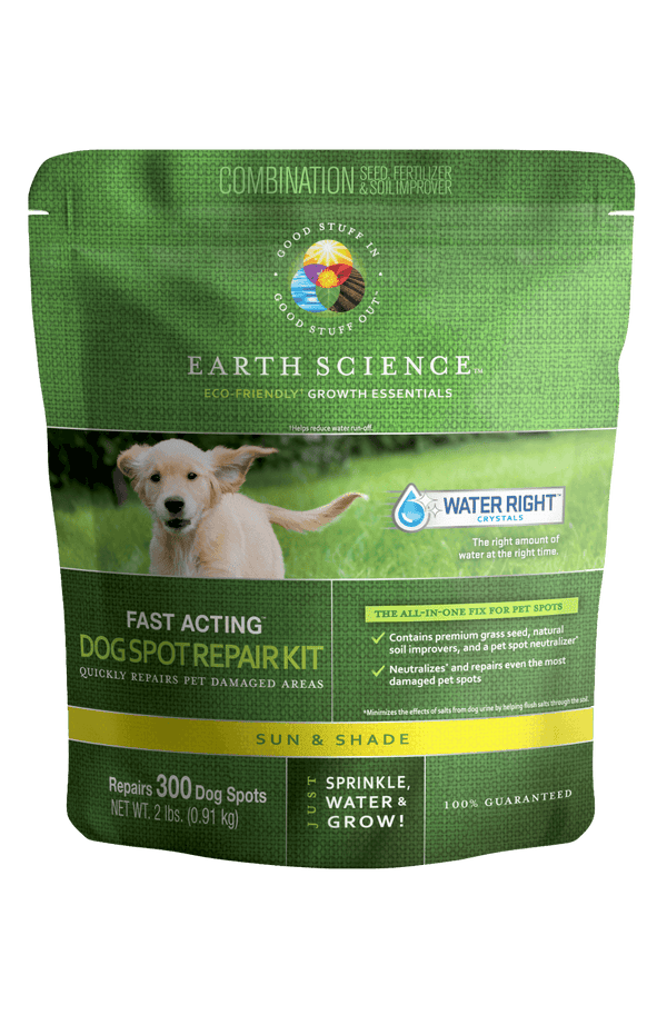 Earth Science Fast Acting Dog Spot Repair Kit