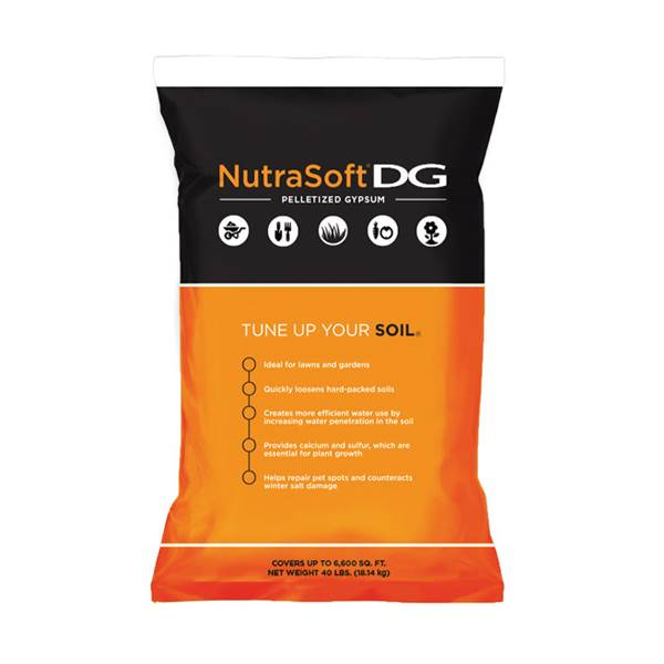 Nutrasoft Pelletized Gypsum