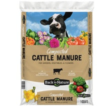 Back to Nature Cattle Manure