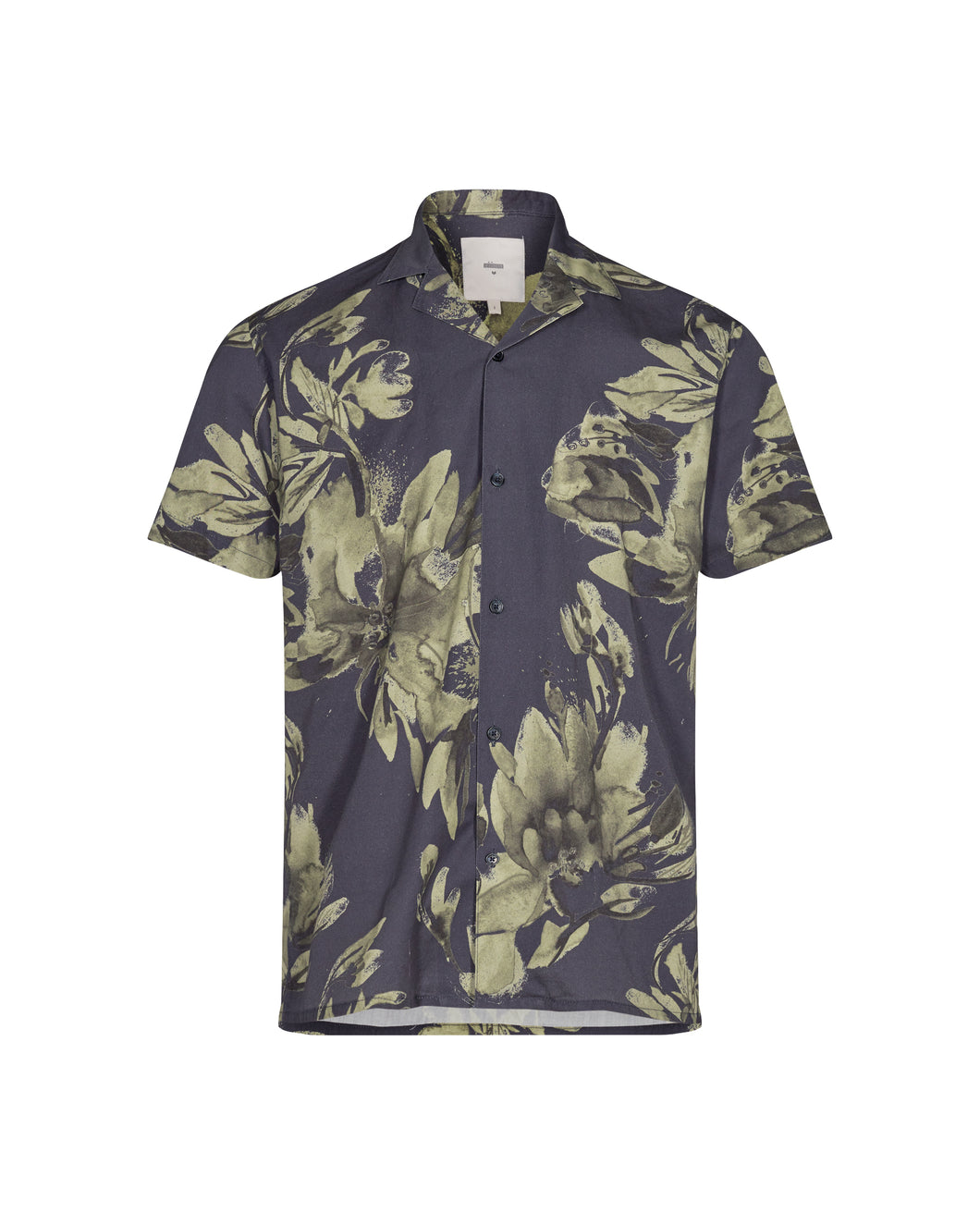 Emanuel Printed Short Sleeved Shirt