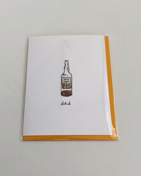 XXX Father's Day Card
