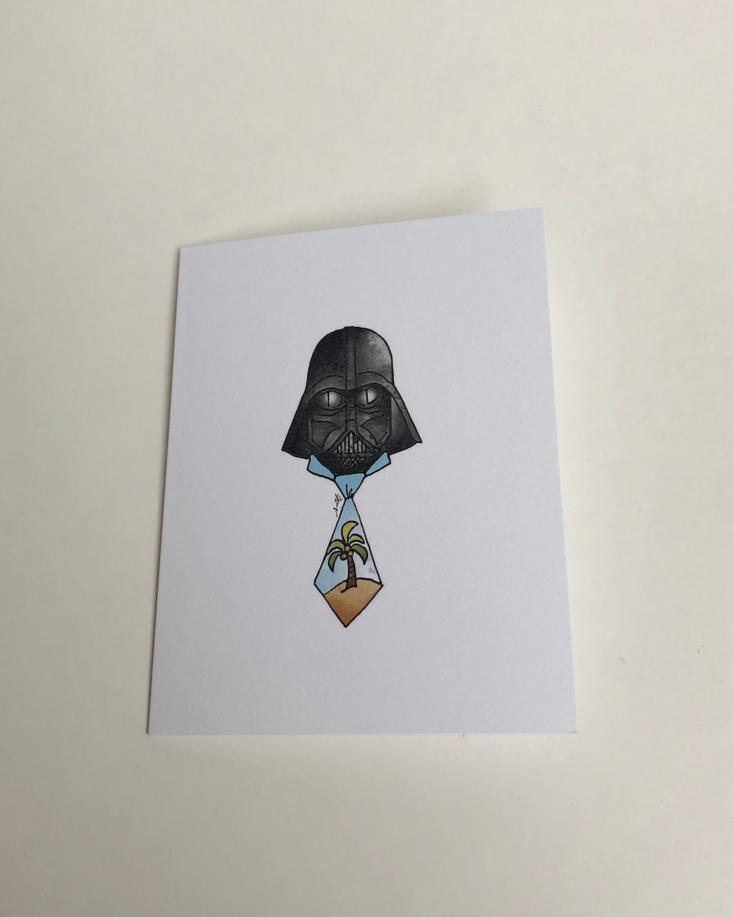I Am Your Father Card