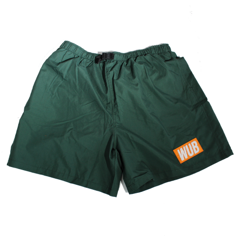 TREK SHORTS - GREEN