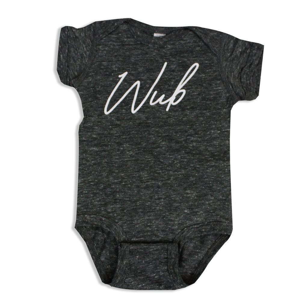 WUBSIE - CHARCOAL HEATHER