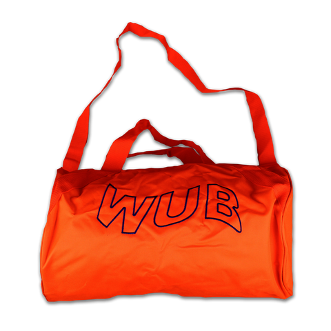 DAZED DUFFEL - ORANGE