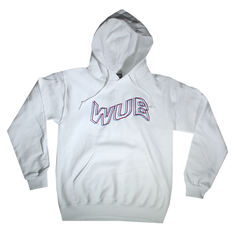 2-Time Hoodie - White