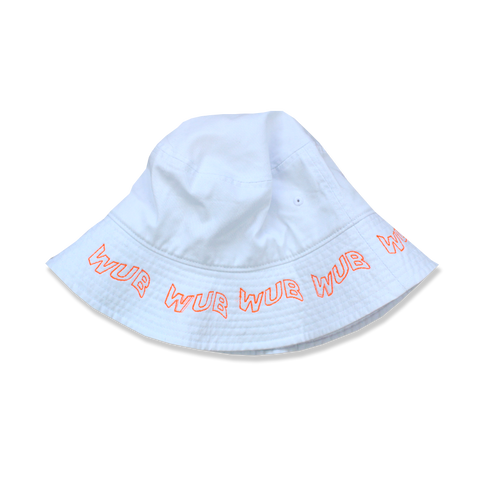 WAVE BUCKET - WHITE