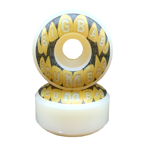 52mm BIGBABY SCUMBAG GOLD FRONTS