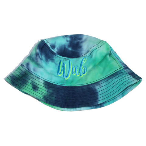 BLUE AND GREEN DYE BUCKET