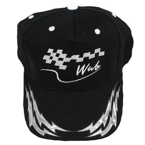 BOLT CHECKER CAP - SILVER