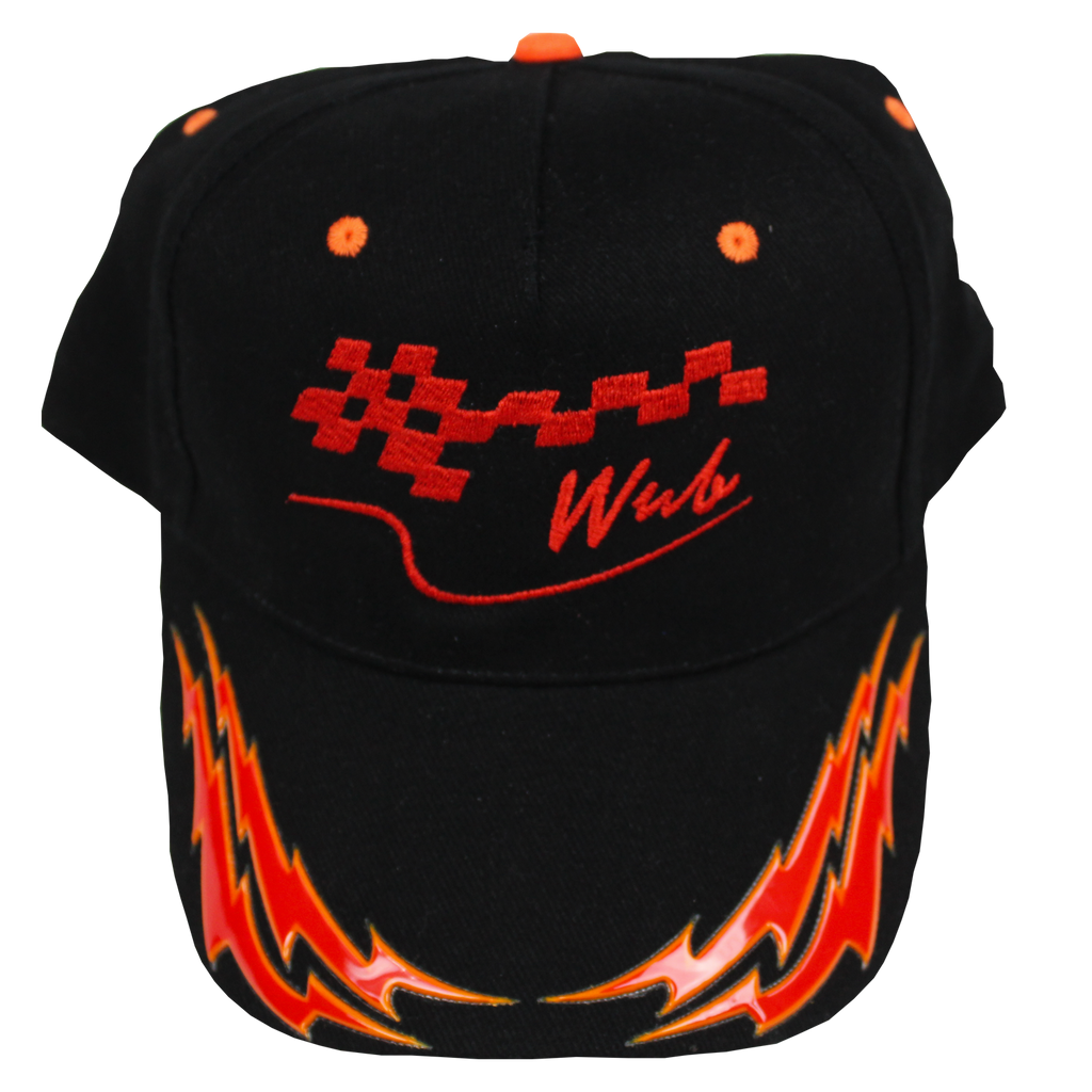 BOLT CHECKER CAP - ORANGE