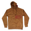 GROWTH HOODIE - BROWN