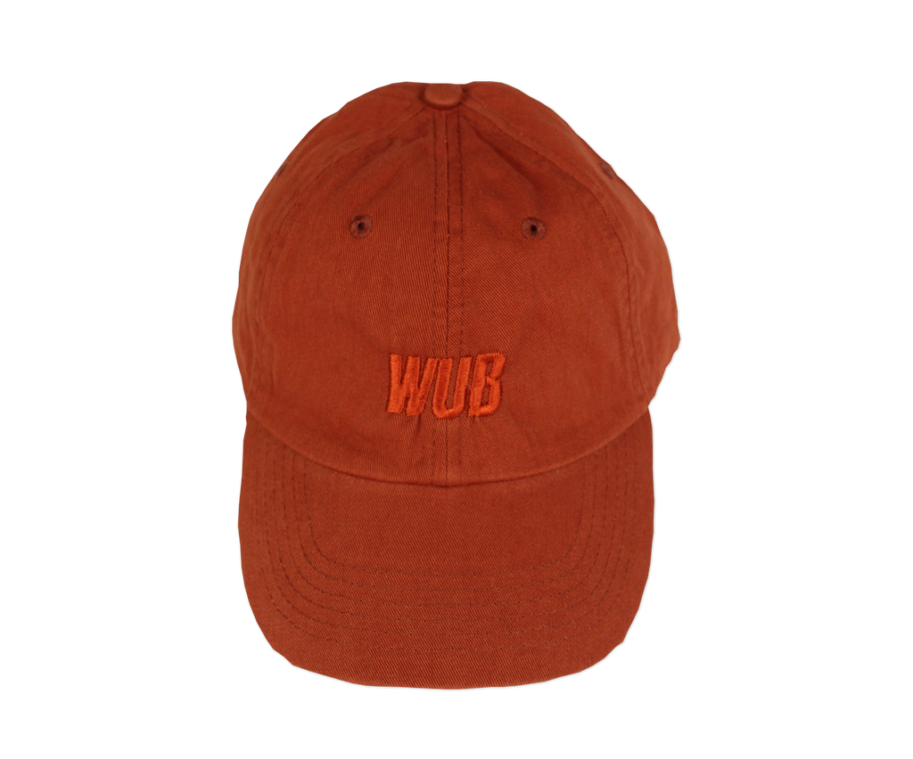 SPELL DAD HAT - BURNT ORANGE