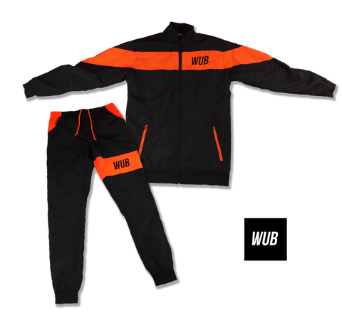 THE RICH TRACKSUIT SET