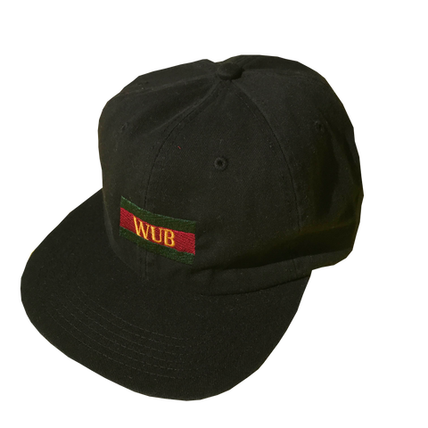 WUCCI 6-PANEL - BLACK