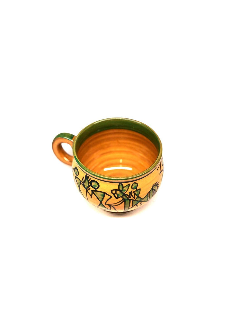 Tea Coffee Ceramic Cups Glazed Kitchen Utilities Wholeseller Tamrapatra