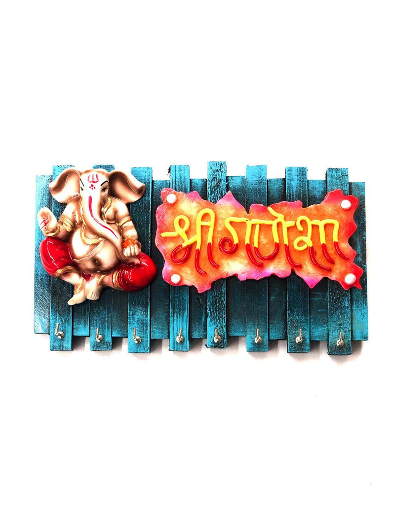 Creative Key Holder For Your Keys Resin Religious Figures Tamrapatra - Tamrapatra