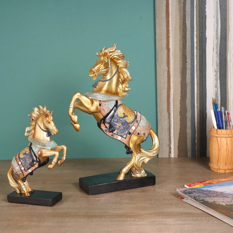 Best Modern Designer Horse With Painted With Classic Colors Tamrapatra