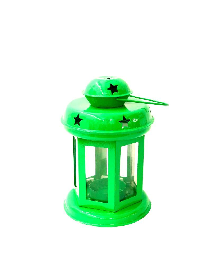 Star Designed Beautiful Lanterns Available In Multi Colours Tamrapatra