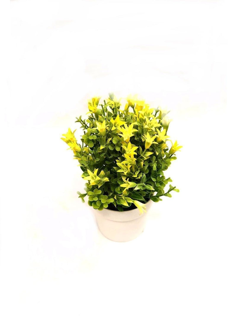 Home Decor Artificial Bell Flower Plants With Extraordinary Shades Tamrapatra