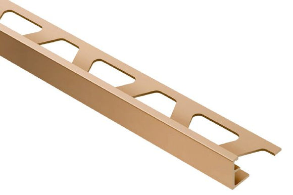 JOLLY EDGE TRIM ALUMINUM SATIN COPPER