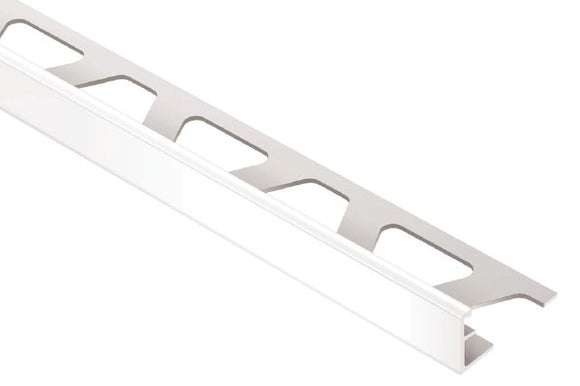 JOLLY EDGE TRIM ALUMINUM BRIGHT WHITE