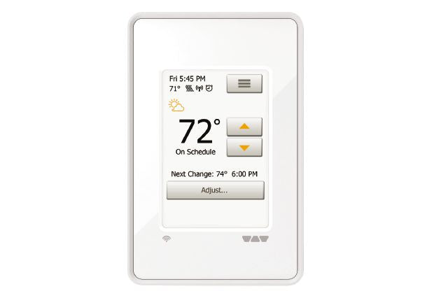 SCHLUTER DITRA-HEAT-E-WIFI THERMOSTAT WIRELESS PROGRAMMABLE