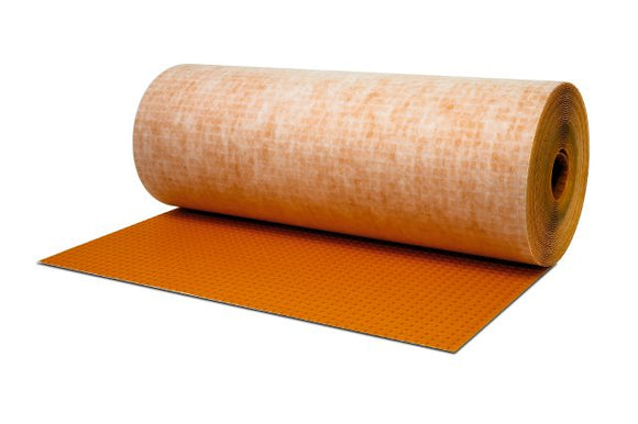 SCHLUTER DITRA UNCOUPLING MEMBRANE
