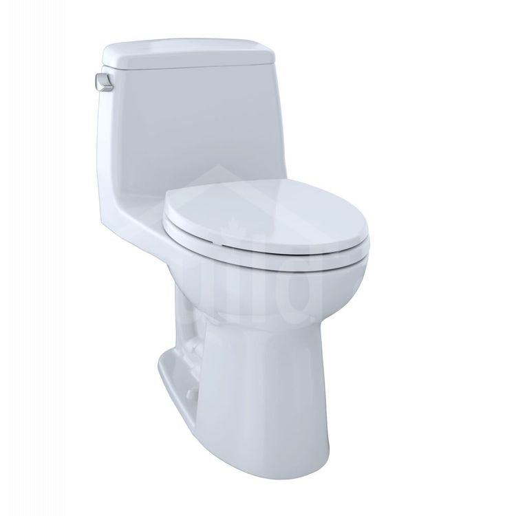 TOTO ECO ULTRAMAX ELONGATED FRONT 1-PC TOILET CEFIONTECT