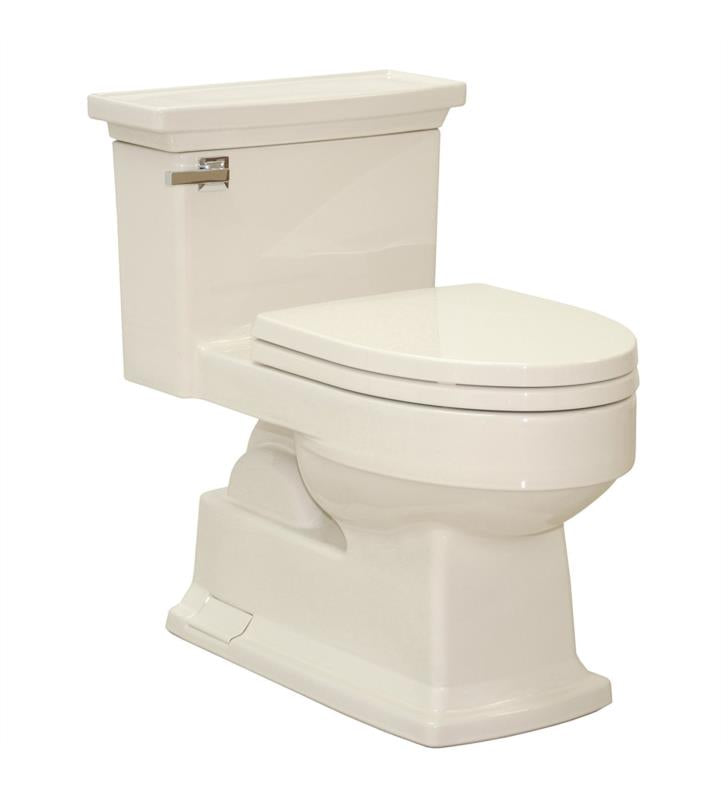 TOTO LLOYD 1 PC TOILET W/SS214 SEAT GMAX UNIV HEIGHT-