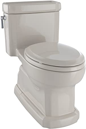 TOTO ECO GUINEVERE ONE PIECE TOILET CEFIONTECTW/TRIM & SEAT