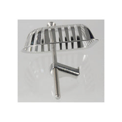 TOTO UT447E URINAL DRAIN COVER ASSEMBLY - STAINLESS STEEL