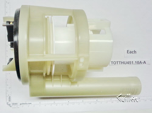 TOTO DRAIN VALVE ASSEMBLY FOR 1-PC N1 L10 604E 614E 624 626 (SP)