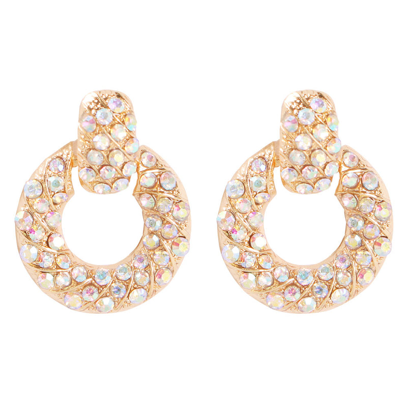 Roytastic Diamond Earrings - Gold