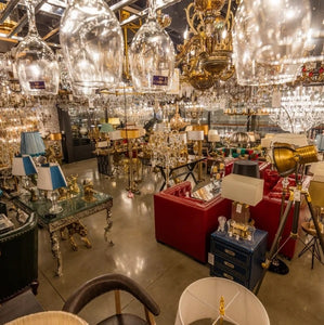 What are the best styles within the Lighting Store Corona Del Mar?