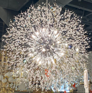 Do you prefer to own a crystal modern chandelier? Let us introduce you to the latest designs available?