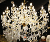 Maria Theresa Crystal Chandelier Classic Traditional Ceiling light lighting fixture 24 light