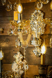 Crystal Wall lamp Italy design  Handmade Glass arm For living room