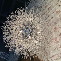 Modern Crystal Chandelier Lighting Crystal Ceiling Light for Dining room