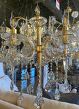Maria Theresa Crystal Floor lamp Classic Floor lights Lamp lamps fixture