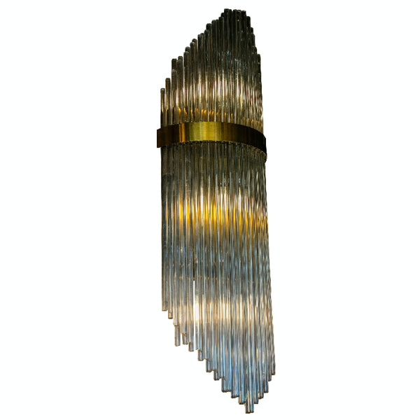 Modern Contemporary Wall lamp, Gold sconces Glass lamps fixture