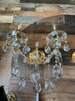 Crystal Wall Lamp Maria Theresa Wall Sconces Classic design for Indoor Home
