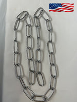 Chain ,Chain for Chandelier, Pendant lamp,Ceiling light , Replacement chain , Chain decor, Lamps part, Lamp chain Accessories