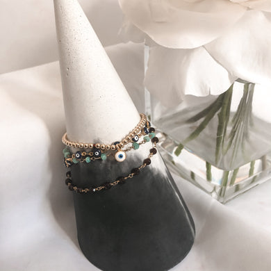 Bracelet Holder - Cookies & Cream